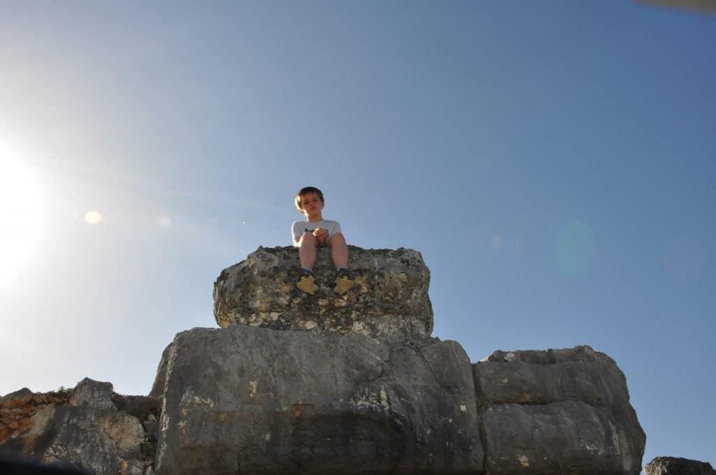 You can climb all Daorson walls