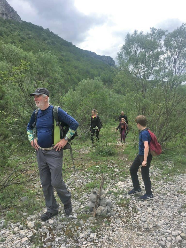 Mostarska Bijela hiking