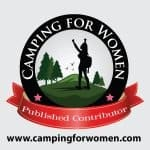 Camping for Women Logo