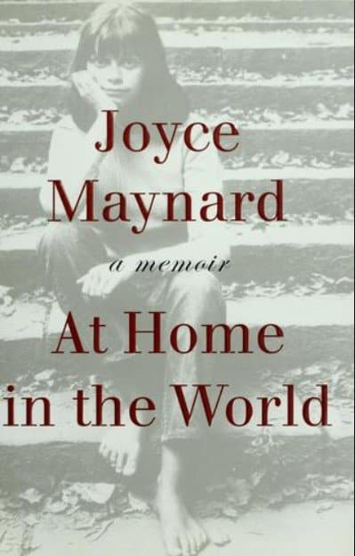 At Home in The World Cover, Joyce Maynard
