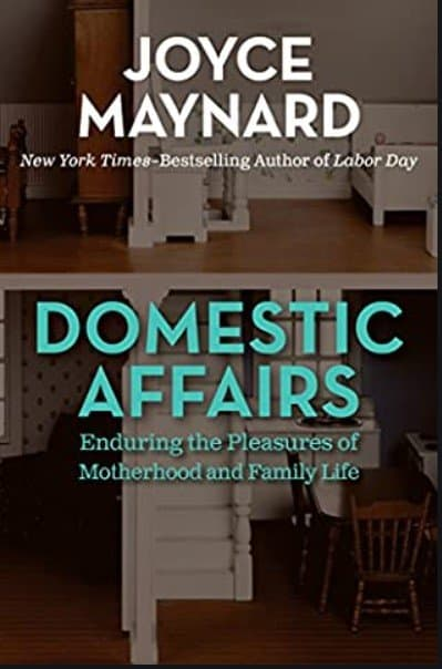 Domestic Affairs Cover, Joyce Maynard