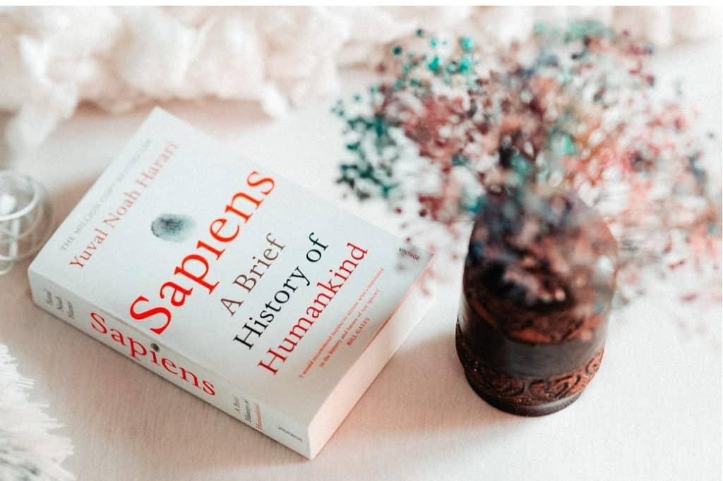 Sapiens by Yuval Noah Harrari